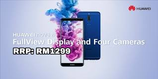 Price And Spec Confirmed For by Huawei Nova 2i Tech Specs And Price Confirmed At Rm1299