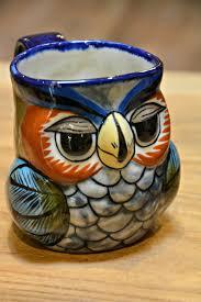 owl mug guatemalan owl mug