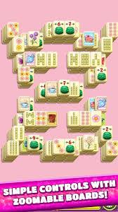 mahjong flower garden free spring flower game android apps on