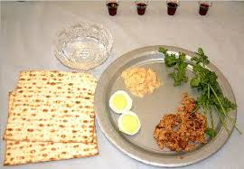 seder meal plate introduction to a christian seder christian passover