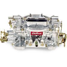 edelbrock 9907 remanufactured performer series 750 cfm carburetor