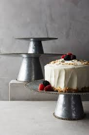 galvanized cake stand 194 best galvi images on antique farmhouse country