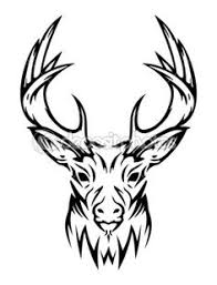 Wildlife Wood Burning Patterns Free by Deer Skull Drawing Clipart Panda Free Clipart Images Tattoos