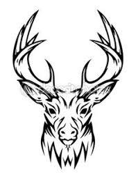 deer skull drawing clipart panda free clipart images tattoos