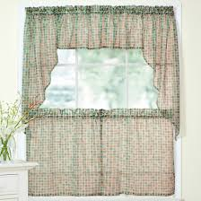Kitchen Curtains Valances And Swags by Kitchen Swag Curtains Valance 28 Images Tiles Block Sheer