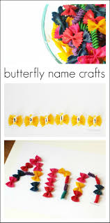 name activities with a butterfly craft butterfly crafts motor