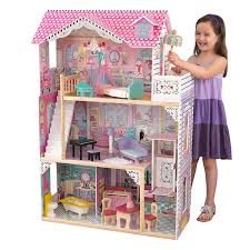 49 Best Images About Dollhouse by Amazon Com Kidkraft Annabelle Dollhouse With Furniture Toys U0026 Games