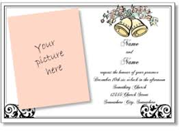 wedding announcement template printable wedding invitations free online wedding invitation