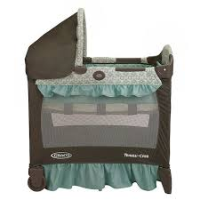 Bassinet Converts To Crib Graco Travel Lite Ultra Comfy Crib With Removable Bassinet