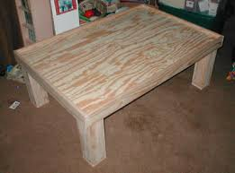 plywood table plans pdf woodworking