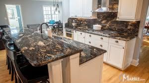 Black Granite Kitchen Countertops by Black Granite Kitchen Countertops
