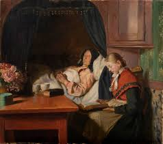 sick bed file michael ancher by a sickbed google art project jpg