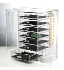jewelry box necklace organizer images Acrylic jewelry organizer neon blush jewelry organizer jewelry jpg