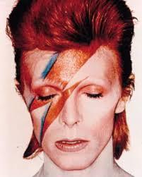 Ziggy Stardust Halloween Costume Diy David Bowie Face Paint David Bowie Makeup David Bowie