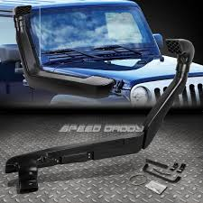1991 jeep islander for 07 11 jk jeep wrangler 3 8 v6 air snorkel black abs ram intake