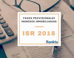 tablas y tarifas isr pagos provisionales 2016 tarifas y tablas isr 2018 rankia