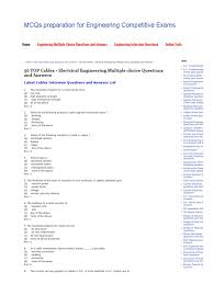 20 56 top cables electrical engineering multiple choice