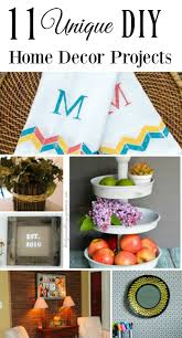 Diy Home Decor by 11 Unique Diy Home Decor Projects Thirtysomethingsupermom