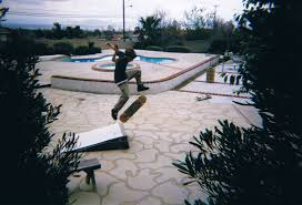 uggh i miss having my skate spot in my backyard skateboarding