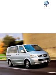 volkswagen automobile caravelle pdf user u0027s manual free download