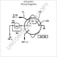 wiring diagram motorola alternator yondo tech
