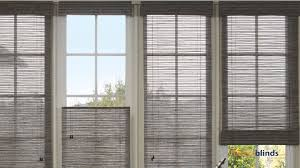 premium woven wood bamboo shades from selectblinds ca youtube