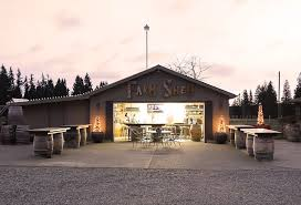 Farm Shed Wines Homepage