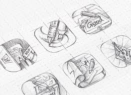 30 outstanding progress illustrations for icon u0026 logo designs