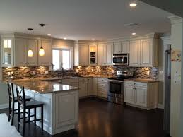 small u shaped kitchen designs for more effective kitchen u shaped kitchen with peninsula design with american woodmark