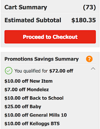 shoprite shop from home deals great deals on pampers huggies