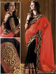 half sarees online shopping designer half sarees online buy