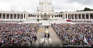 pilgrimage to fatima fatima 206 tours catholic tours