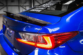 lexus rcf las vegas lexus cars news lexus rc f gets hotted up for sema