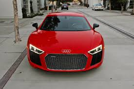 Audi R8 Hybrid - 2017 audi r8 v10 plus first drive autoweb