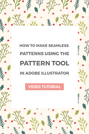 adobe illustrator random pattern how to make seamless patterns using the pattern tool in illustrator