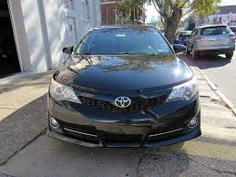 toyota for sale 2012 used 2012 toyota camry 4dr sdn i4 auto se for sale philadelphia