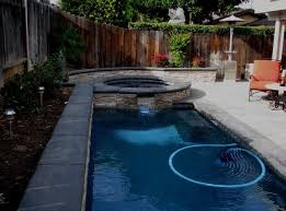 inground pool designs for small backyards home landscaping