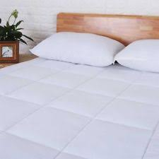pillow top mattress pad ebay