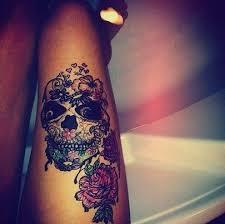 50 cool skull tattoos designs designs girly skull
