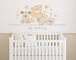 baby wall decals etsy