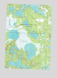 topo maps wisconsin manitowish lake wi topographic map topoquest