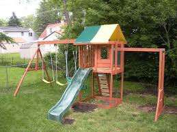 backyard playground set backyard playgrounds sets u2013 the latest