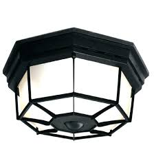 Outdoor Light Fixtures Motion Sensor Motion Sensor Ceiling Light Fixture Restoreyourhealth Club