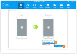 iphone to android transfer 3 easy ways to transfer contacts from iphone to android phones