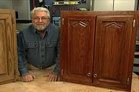 refinish cabinets without sanding how to refinish kitchen cabinets without stripping diy projects