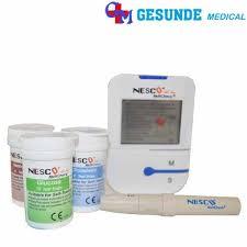 Alat Tes alat test darah multicheck test gula darah hb kolesterol