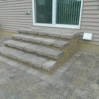 Pavers Ideas Patio Exterior Ideas Of Front Porch Pavers Patio Brick Ideas Concrete