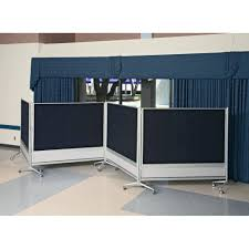 cool curtain room dividers office stunning divider curtains