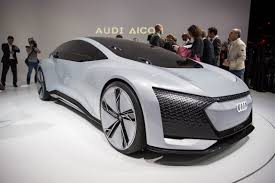 audi u0027s aicon is an autonomous ev concept writ large