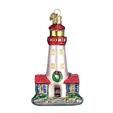 lighthouse ornaments all things of